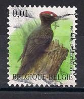 YT N° 3931 - Oblitéré - Pic Noir - 1985-.. Oiseaux (Buzin)