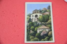Torino Belmonte Il Santuario 1936 - Italy