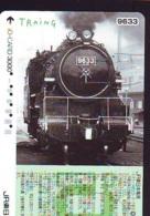 Carte Prépayée  Japon * TRAIN * JR * IO * CARD * (4856) Japan Prepaid Card * ZUG * Karte * TREIN * IO * - Trains