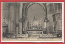 49 - MOULIERNE --  Intérieur De L'Eglise - France