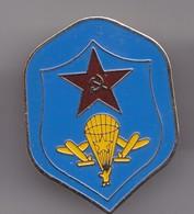 Pin's Armée Russe à Définir Avion Parachutiste Réf 7116 - Militaria