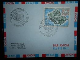 Taaf , Fdc 1970 Ile De La Possession - FDC
