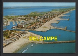 DF / 34 HÉRAULT / MAUGUIO-CARNON / CARNON PLAGE / VUE AÉRIENNE / 1982 - Mauguio