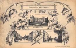 35 - Ille Et Vilaine / 10038 - Souvenir D' Argentré Du Plessis - Autres Communes