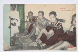 TONKIN__161_Prisonniers - Viêt-Nam