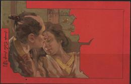 "X2098–PPC-Opera Lirica ""Iris"" By Mascagni-Illustration By Hohenstein-Unused - Illustratoren & Fotografen"