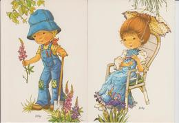 LOT DE 15 CARTES FANTAISIES MODERNES  - - Cartes Postales