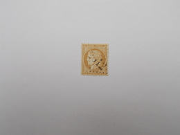 TIMBRE OBLITERE 15 C BISTRE - 1871-1875 Ceres