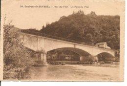 L15H_131 - Environs De Seyssel - 24 Val-du-Fier - Le Pont Du Fier - France