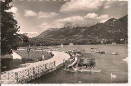 L15H_136 - Lac D'Annecy - 1234 La Baie D'Albigny Et Le Parmelan - France
