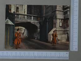 VATICANO - ARCO DELLE COMPANE -  CITTA -   2 SCANS  - (Nº26781) - Vatican