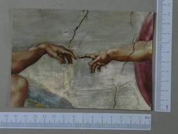 VATICANO - CAPELLA SISTINA -  CITTA -   2 SCANS  - (Nº26782) - Vatican