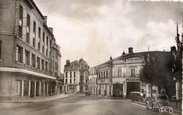 CHATEAUROUX RUE VICTOR-HUGO ETABLISSEMENT JULLIAN-DANJEAN PEUGEOT - Chateauroux