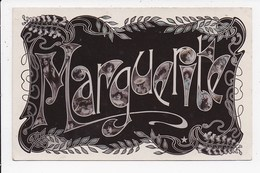 CPA PRENOM Marguerite - Prénoms