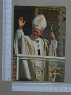 VATICANO - JOÃO PAULO II -  CITTA -   2 SCANS  - (Nº26785) - Vatican