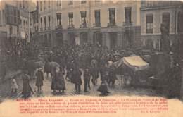 35 - Ille Et Vilaine / Rennes - 10150 - Place Leperdit - Exode Des Enfants De Fougères - Rennes
