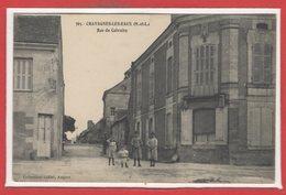 49 - CHAVAGNES Les EAUX --  Rue Du Calvaire - France