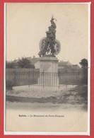 49 - EPIEDS --  Le Monument Du Porte Drapeau - France