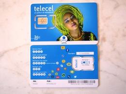 SIM  GSM  VERY  RARE  TELECEL  MALI TOP MINT - Mali