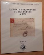 ENCYCLOPÉDIE DES TIMBRES DE FRANCE - Autres Livres