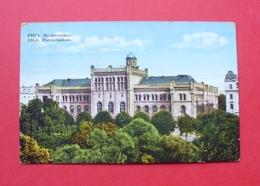 Riga - 1913 - Latvia --- Polytechnikum , Latvija Lettonie Lettland --- 131 - Latvia