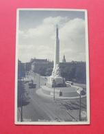 Riga - 1936 ? - Latvia --- Brivibas Piemineklis , Latvija Lettonie Lettland --- 133 - Latvia