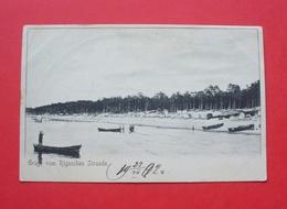Riga - 1902 - Latvia --- RAILWAY POSTMARK: Pocztowyj Wagon 233 , Latvija Lettonie Lettland --- 130 - Lettonie