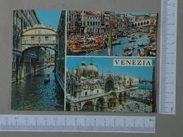 ITALY - DIVERS ASPECTS -  VENEZIA -   2 SCANS  - (Nº26794) - Venezia (Venedig)