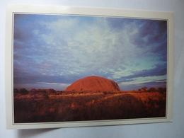 AUSTRALIA - Territoires Du Nord. Le Monolithe D'Ayers Rock - Collections