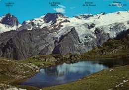 Dep 05 , Cpm Massif De La MEIJE Vu Du Lac Lerie , 05 PE 138 (D9.065) - Francia