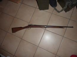 """Fusil Gras """"dit Scolaire"""" , 1939-45,Armes Neutralisées Uniformes, Autres, Vehicules, Non Classés - 1939-45"""