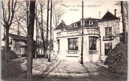 95 HERBLAY - Le Manoir - Herblay
