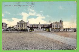 ARGENTINE / MAR DEL PLATA / BRISTOL HOTEL .... Carte écrite Vers En 1912 - Argentine