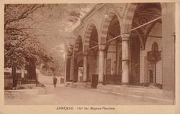BOSNIA. SARAJEVO. HOF DER BEGOVA MOSCHEE. J. STUDNICKA & CO. CIRCA 1930s - BLEUP - Bosnie-Herzegovine
