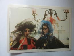 ITALIA - Venise - Scène De Carnaval - Collections