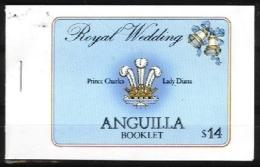 ANGUILLA, Yv 409, 411, ** MNH, VF/XF, Cat. € 14,00 - Anguilla (1968-...)