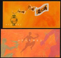 FRANCE 2004, Souvenir Philatélique J.O. Atrhènes,  1 Bloc Souvenir Dans Son Emballage, Neuf / Mint - Summer 2004: Athens - Paralympic