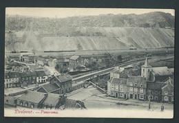 Poulseur. Gare, Carrières.  Envoyée En Hollande. Voir Dos. 1909  - 2 Scans - Comblain-au-Pont