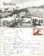Mountaineering Italy Exp. GET Bulgaria To The Balcans Tcherna Poljana 1969 #2 Official Pcards With 28 Handsigns - Bulgaria