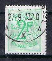 Belgie OCB 1657a (0) - 1951-1975 Heraldic Lion