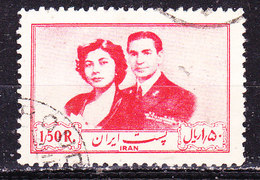 Iran 1951 Soraya   -Usato - Iran