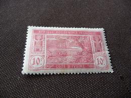 TIMBRE  COTE  D'IVOIRE     N  45         COTE  2,50  EUROS    NEUF  TRACE  CHARNIÈRE - Côte-d'Ivoire (1892-1944)
