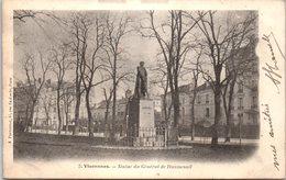 94 VINCENNES - Statue Du Général De Daumesnil - Vincennes