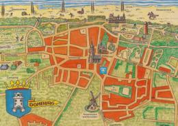 Domburg - TOPO [AA24-0.052 (gelopen Met Postzegel) - Pays-Bas
