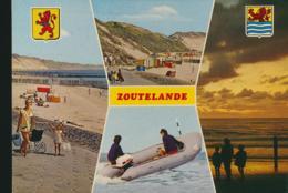 Zoutelande  (gelopen Met Postzegel) [AA24-0.167 - Netherlands