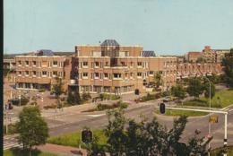 Leiderdorp - Gemeentehuis  (gelopen Met Postzegel) [AA24-0.177 - Pays-Bas
