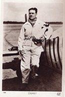 Marcel Doret  -  Aviateur Francais  -  CPA - Aviatori