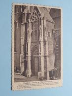 Porche De L'Eglise Paroissiale ENGHIEN ( Leroy - Duwez ) 1943 ( Voir / Zie Photo ) ! - Edingen