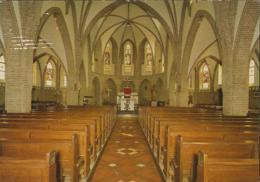Nieuw Heeten - St. Joseph Kerk Interieur  (ongelopen) [AA24-0.308 - Pays-Bas