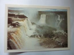 ARGENTINA - Les Chutes De L'Iguazù - Collections